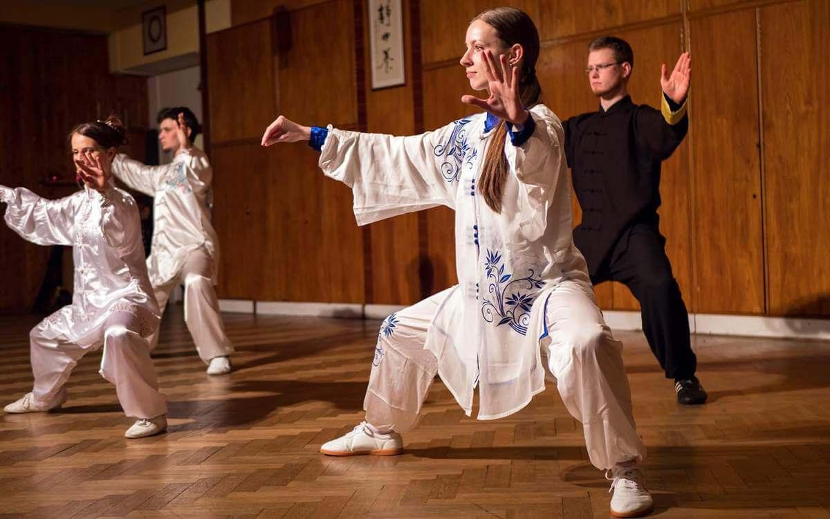 Bojové umění Kung-fu