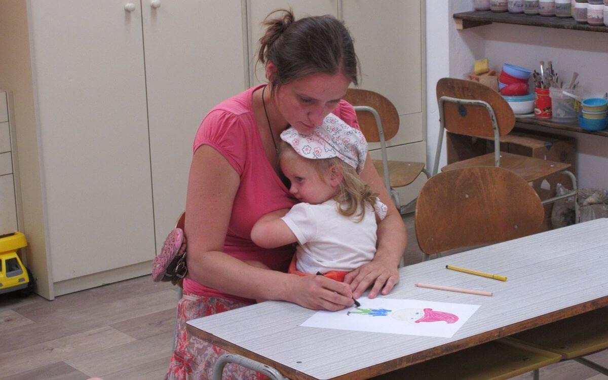 Edukativně-stimulační skupinka pro předškoláky
