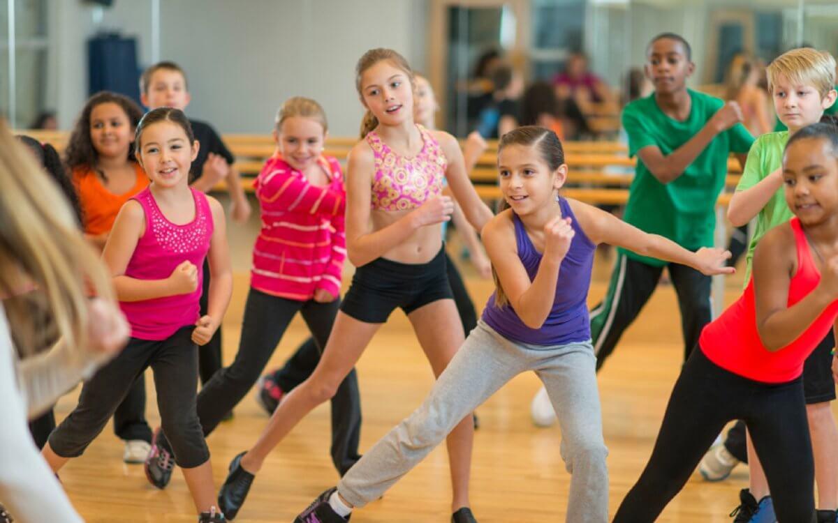 Dance Workout & Flexi (12+)