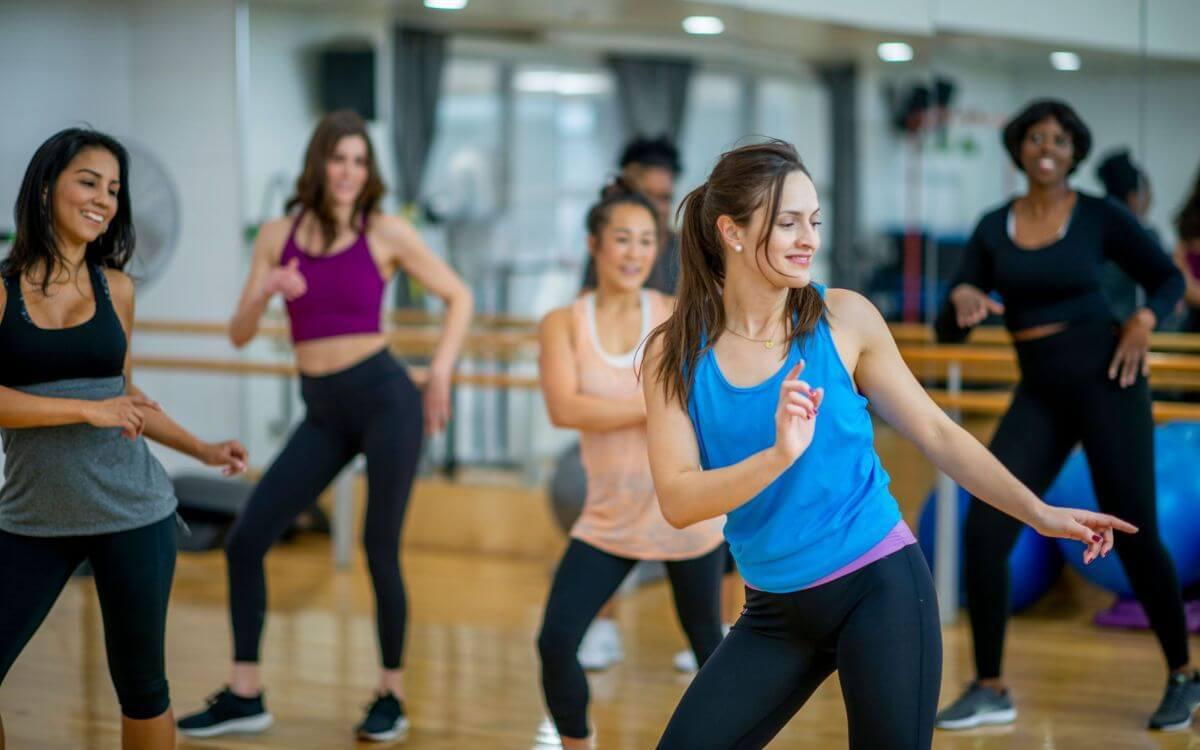 Dance Workout & Flexi <sup>NOVINKA</sup>