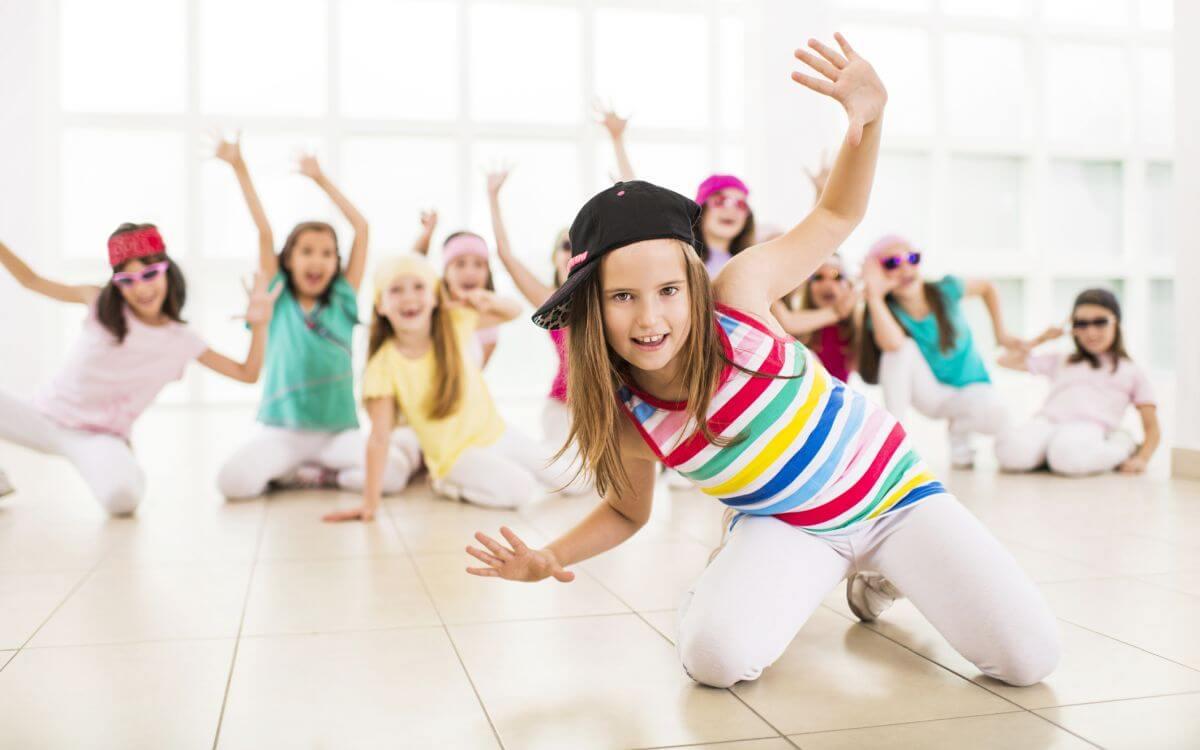 Moderní tanec - taneční průprava <sup>NOVINKA</sup>